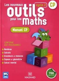 Les nouveaux outils pour les maths CP cycle 2 : Manuel