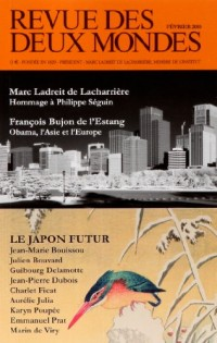 Revue des deux mondes - Février 2010 - Le Japon futur