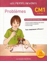 Problèmes CM1 : 26 séances de 20 minutes