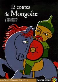 Treize contes de Mongolie