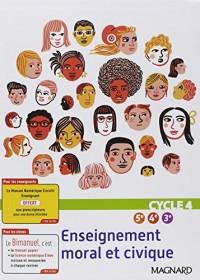 Enseignement moral et civique cycle 4 (5e/4e/3e) : Programme 2015