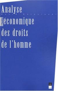 Analyse économique des droits de l'homme