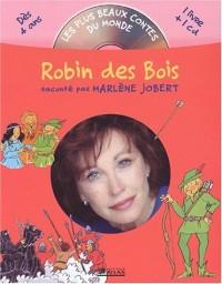 Robin des Bois. : Livre-CD