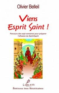 Viens Esprit Saint Parcours de Sept Semaines pour Préparer l'Effusion du Saint Esprit