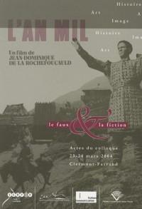 Art-Image-Histoire : Le faux et la fiction : Actes du colloque, 23-24 mars 2004
