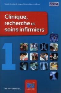 Pack 3 Volumes - Clinique Recherches et Soins Infirmiers