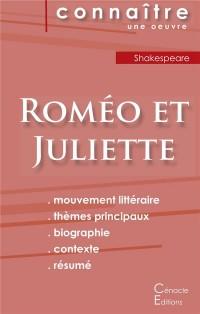 Fiche de lecture Roméo et Juliette de Shakespeare (Analyse littéraire de référence et résumé complet)