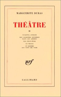 Théâtre, tome 2