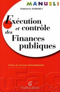 Exécution et contrôle des Finances publiques