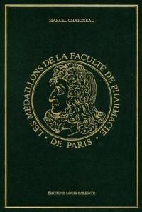 Les médaillons de la Faculté de pharmacie de Paris