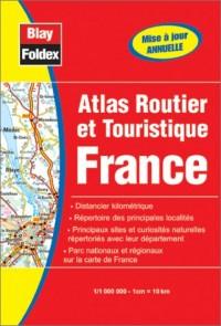 Atlas routiers et touristiques : France (format spirale)