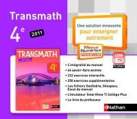 Cle Usb Transmath 4e Mne Tna
