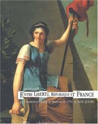 Entre liberté, république et France : Les Représentations de Marianne de 1792 à nos jours