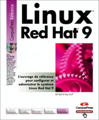 Linux Red Hat 9 (2 CD-Rom inclus)