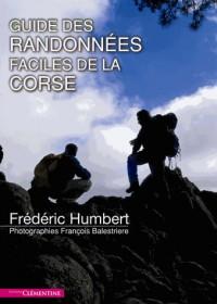 Guide des Randonnées Faciles de la Corse
