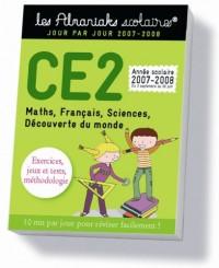 CE2 2007-2008 : 3 septembre 2007 au 30 juin 2008