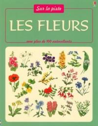 Les Fleurs - avec Plus de 100 Autocollants - Sur la Piste