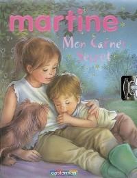 Carnet secret Martine