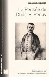 La pensée de Charles Péguy