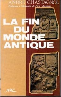 La fin du monde antique : De Stilicon à Justinien ( 5e et début 6e siècle)