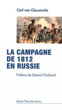 La Campagne de 1812 en Russie