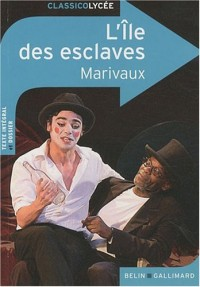 L'Ile des esclaves de Marivaux
