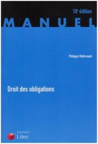 Droit des obligations (ancienne édition)
