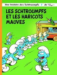 Les Schtroumpfs Lombard - tome 35 - Les Schtroumpfs et les haricots mauves