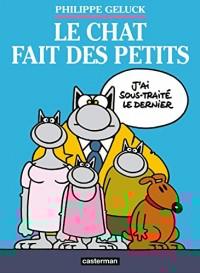 Le Chat T20 - Tirage de luxe - Le Chat Fait des Petits