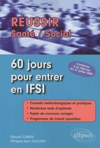 60 jours pour entrer en IFSI