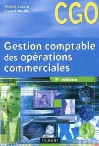 Gestion comptable des opérations commerciales - 5ème édition - Manuel