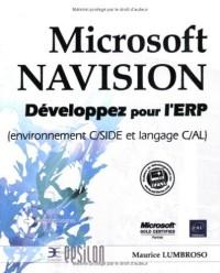 Microsoft Navison - Développez pour l'ERP (environnement C/SIDE et langage C/AL)