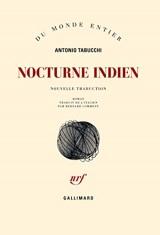 Nocturne indien [Poche]