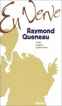 Raymond Queneau en verve
