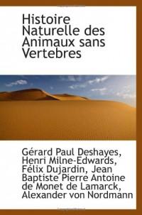 Histoire Naturelle des Animaux sans Vertebres
