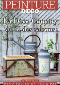 La deco country au fil des saisons