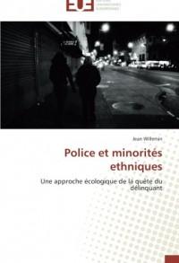 Police et minorités ethniques