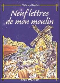 Neuf lettres de mon moulin