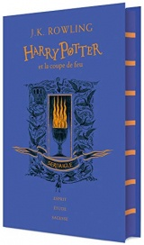 Harry Potter et la Coupe de Feu - Édition Serdaigle