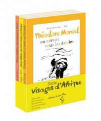 Visages d'Afrique : Coffret en 3 volumes