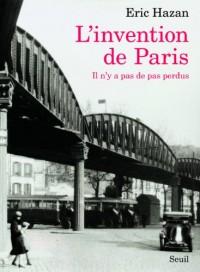 L'Invention de Paris. Il n'y a pas de pas perdus