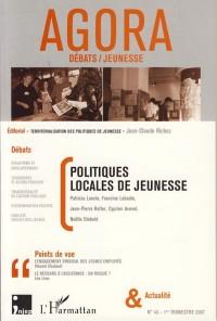 Politiques Locales de Jeunesse