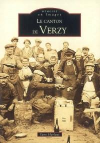 Le canton de Verzy