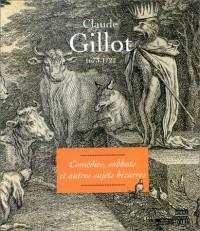 Claude Gillot, 1673-1722