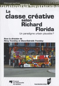 Classe créative selon Richard Florida