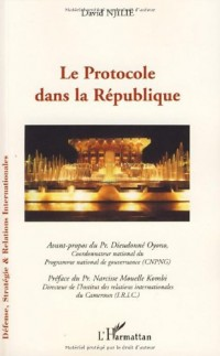Le Protocole dans la République