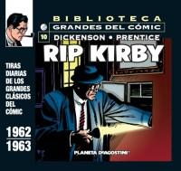 Rip Kirby nº10/12: 1962-1963