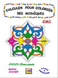 Calculer pour Calculer les Mosaiques CM1