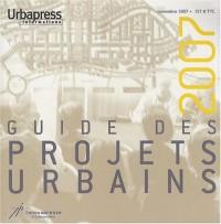 Guide des projets urbains