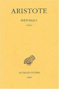 Rhétorique t.1